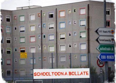 Schooltoon a Bollate